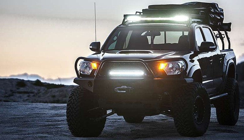 Automotive Truck Led Light Bars In Bay Area Autohaus